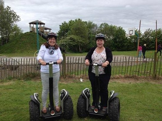 Segway Tour for 2