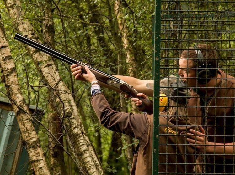 Clay shooting experiences
