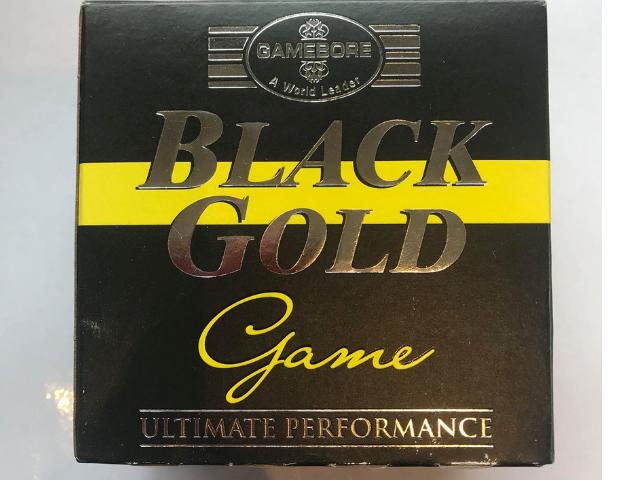 Gamebore Black Gold 28g